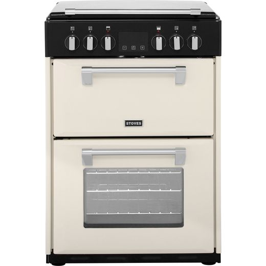 Stoves Richmond600E Electric Cooker - Cream - Needs 10.6KW Electrical Connection