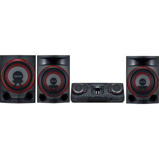 LG CL88 Multiroom 2900 Watt Hi-Fi System with Bluetooth - Black