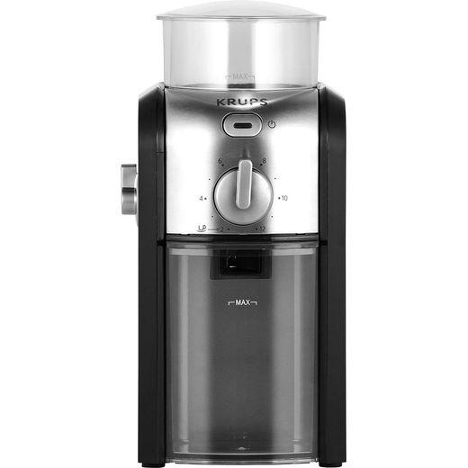 Krups GVX231 Coffee Grinder - Black / Silver