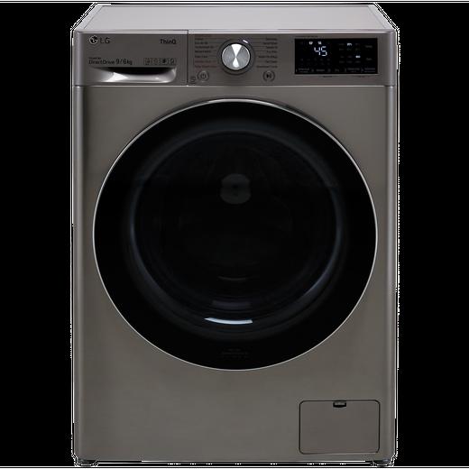 LG V7 FWV796STSE Washer Dryer - Graphite