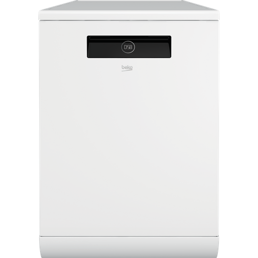 Beko HygieneShield BDEN38520HW Standard Dishwasher - White - A++ Rated