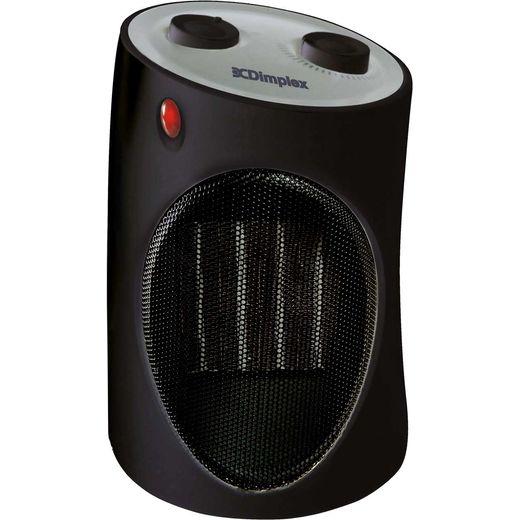 Dimplex DXUC2B Ceramic Fan Heater 2000W - Black