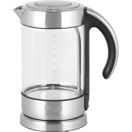 Sage The Crystal Clear Classic Kettle BKE750CLR Kettle - Glass