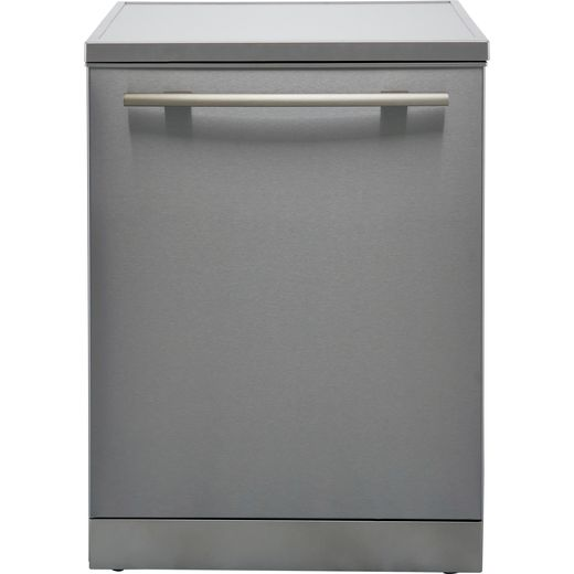 Electra C1960IE Standard Dishwasher - Stainless Steel
