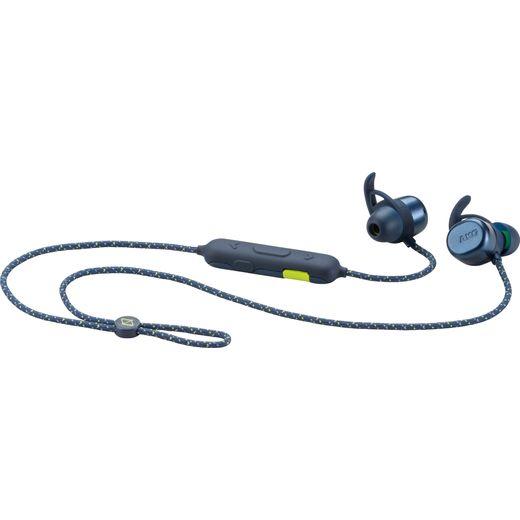AKG N200A In-Ear Water Resistant Wireless Bluetooth Sports Headphones - Blue