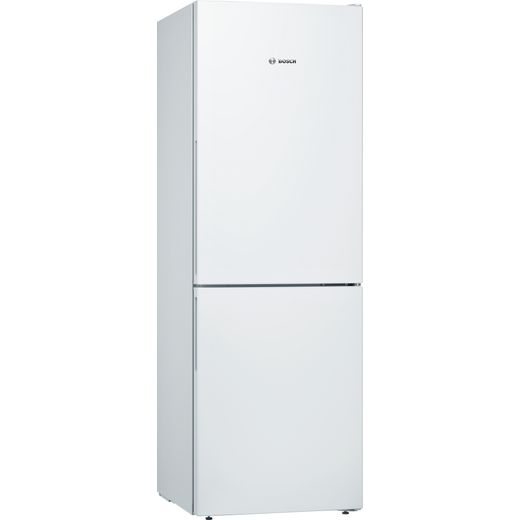 Bosch KGV336WEAG 60/40 Fridge Freezer - White - E Rated