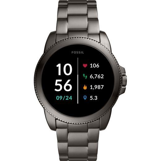 Fossil Gen 5E Smart Watch - Black / Grey