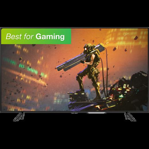 "Samsung QE55Q60TA 55"" Smart 4K Ultra HD QLED TV With Quantum Processor, Ambient Mode and Game Enhancer"