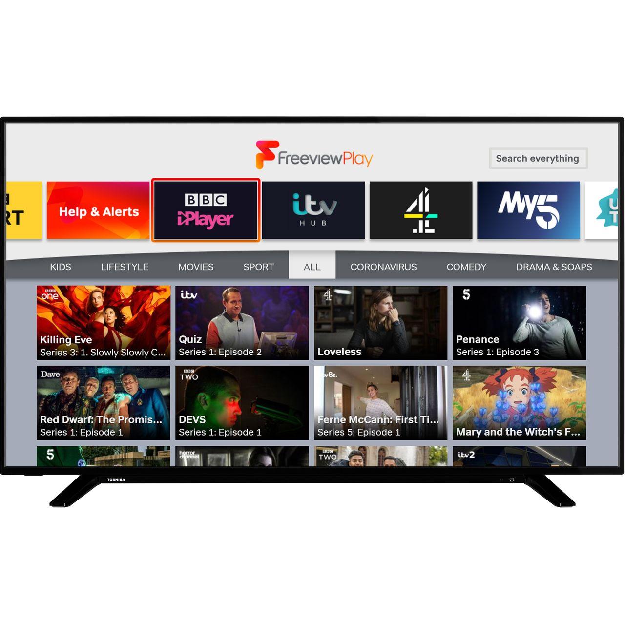 43u2963db Toshiba Smart Tv 43 Inch Ao Com