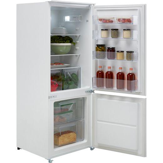 Zanussi ZNLN14FS Integrated 70/30 Fridge Freezer with Sliding Door Fixing Kit - White - F Rated