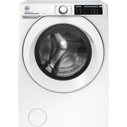 Hoover H-WASH 500 HW69AMC/1 Wifi Connected 9Kg Washing Machine with 1600 rpm - White - A Rated