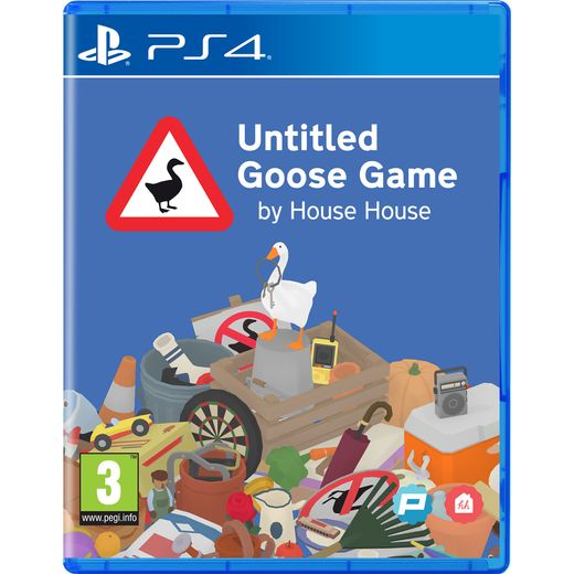 Untitled Goose Game for Sony PlayStation