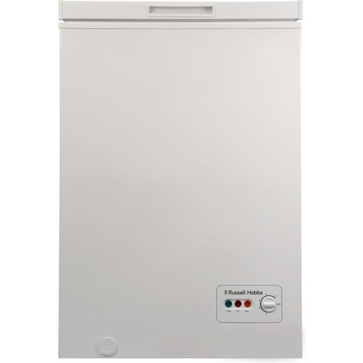 Russell Hobbs RHCF103 Chest Freezer - White - F Rated