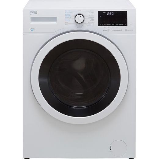 Beko WDER7440421W Washer Dryer - White