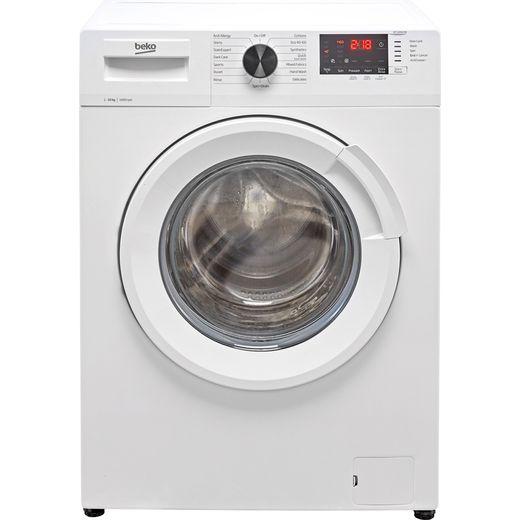Beko WTL104121W 10Kg Washing Machine with 1400 rpm - White - B Rated