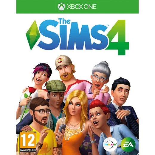 The Sims 4 for Xbox