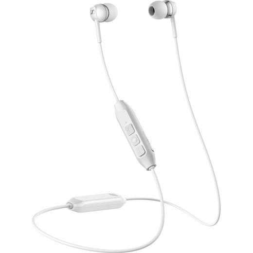 Sennheiser CX 150BT In-Ear Wireless Bluetooth Headphones - White