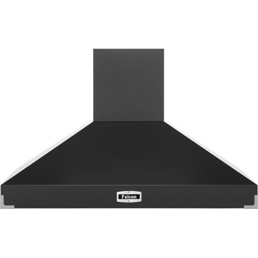 Falcon FHDSE1092SL/N 110 cm Chimney Cooker Hood - Slate - A Rated