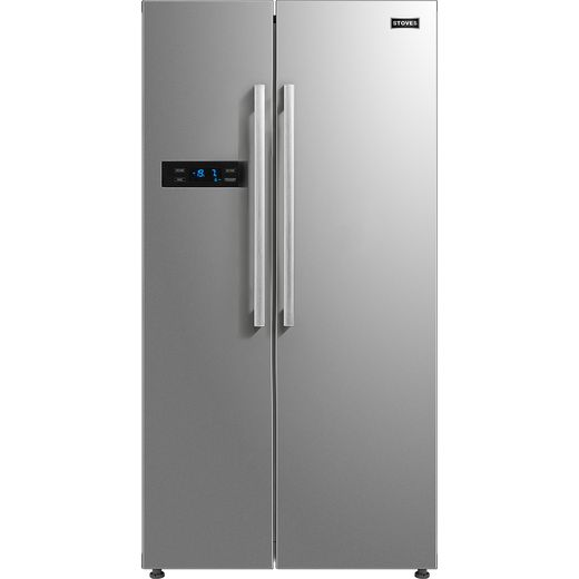 Stoves SXS909 American Fridge Freezer - Stainless Steel - F Rated