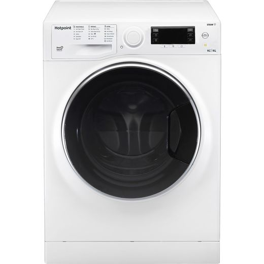 Hotpoint RD964JDUKN 9Kg / 6Kg Washer Dryer with 1400 rpm - White - D Rated