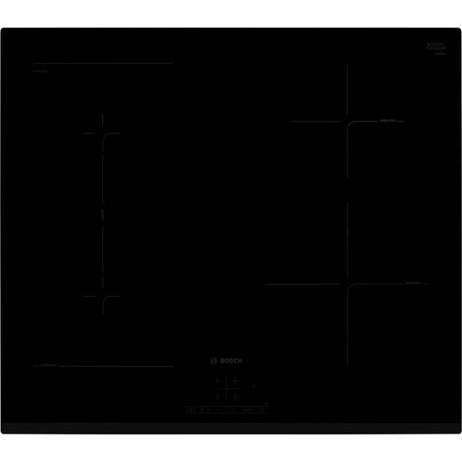 Bosch Serie 4 PWP631BB1E Built In Induction Hob - Black