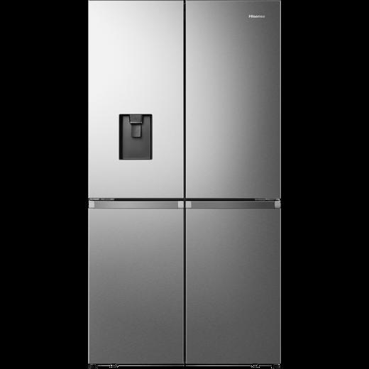 Hisense RQ758N4SWI1 American Fridge Freezer - Stainless Steel - F Rated