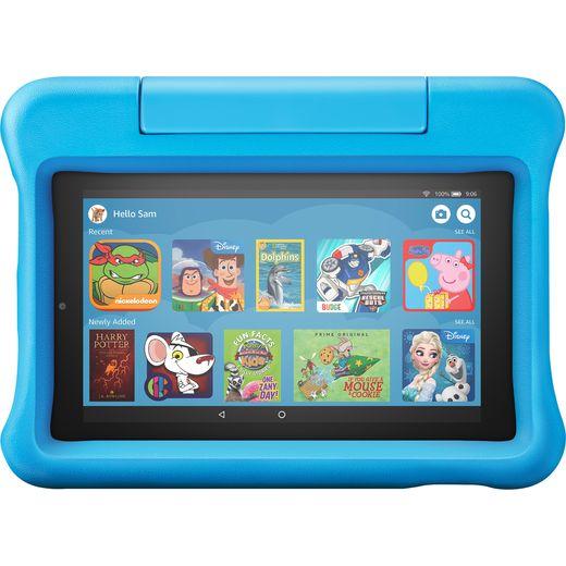 "Amazon Fire Kids Edition 7"" 16GB Wifi Tablet - Blue"