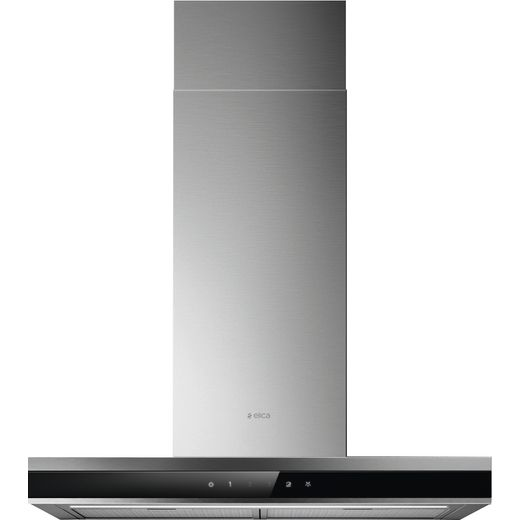 Elica ADELE-BK-SS-60 60 cm Chimney Cooker Hood - Black / Stainless Steel - A Rated