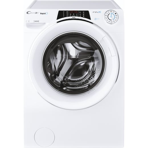 Candy Rapido RO14116DWMCE Wifi Connected 11Kg Washing Machine with 1400 rpm - White - A+++ Rated