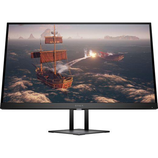 "HP OMEN 27i Quad HD 27"" 165Hz Gaming Monitor with AMD FreeSync - Black"