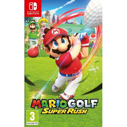 Mario Golf Super Rush for Nintendo Switch