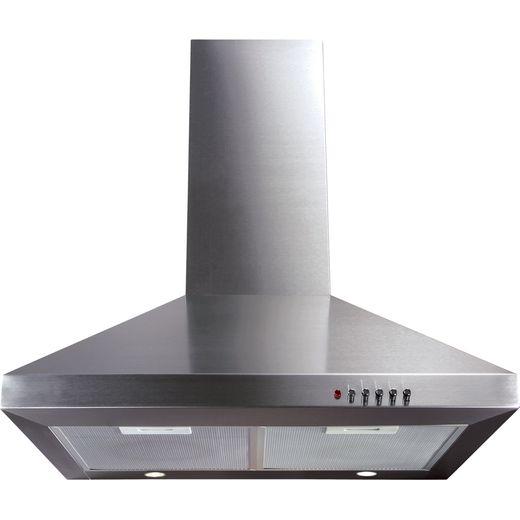 CDA ECH61SS 60 cm Chimney Cooker Hood - Stainless Steel - D Rated