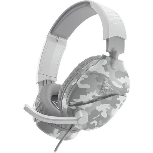 Turtle Beach Recon 70 Gaming Headset - Grey / White
