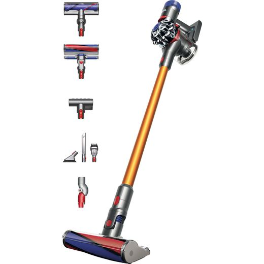 V7 Dyson V7 Absolute Cordless Vacuum Cleaner with up to 30 Minutes Run Time
