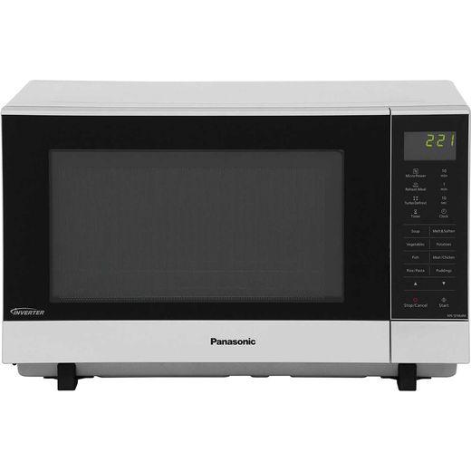 Panasonic NN-SF464MBPQ 27 Litre Microwave - Silver