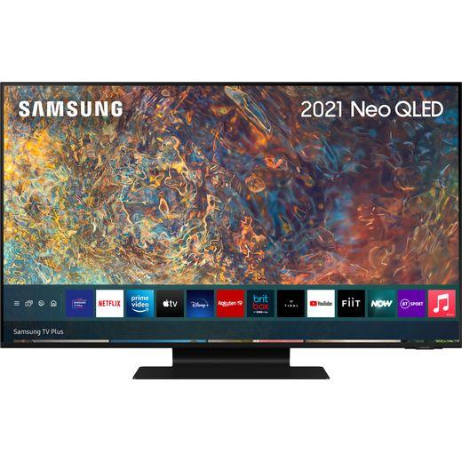 """Samsung QLED QE43QN90AA 43"""" Smart 4K Ultra HD TV"""