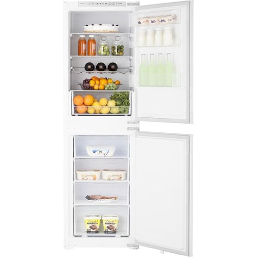 Hisense RIB291F4AWF Built In Fridge Freezer - White