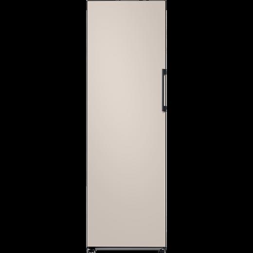Samsung Bespoke RZ32A74A539 Frost Free Upright Freezer - Satin Beige - F Rated