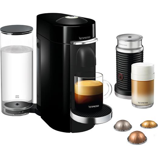 Nespresso by Magimix Vertuo Plus & Milk 11387 - Black