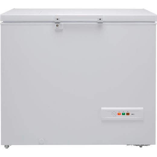 Hotpoint CS1A250HFA1 Chest Freezer - White - F Rated