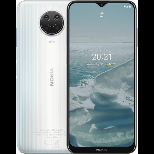 Nokia G20 64 in Silver