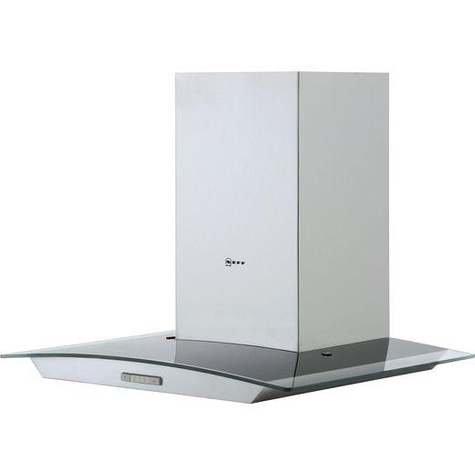 NEFF N30 D64ABC0N0B 60 cm Chimney Cooker Hood - Stainless Steel - B Rated
