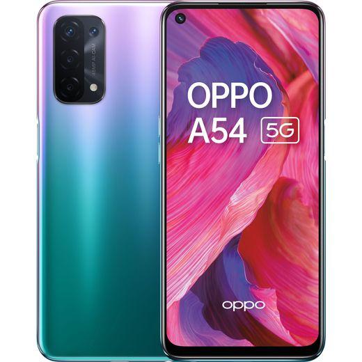 Oppo A54 5G 64 in Purple