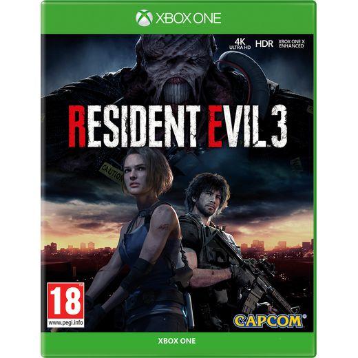 Resident Evil 3 for Xbox