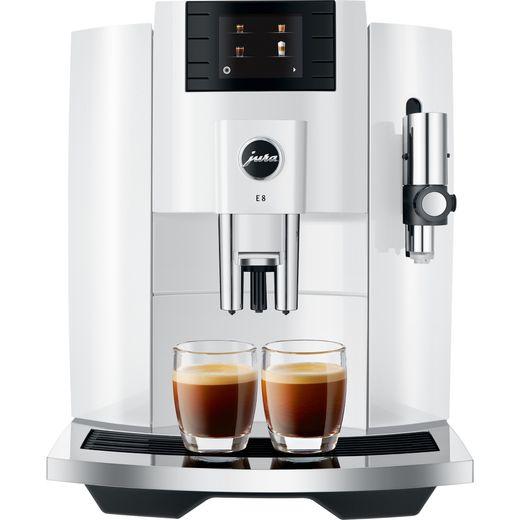 Jura 15353 Bean to Cup Coffee Machine - White