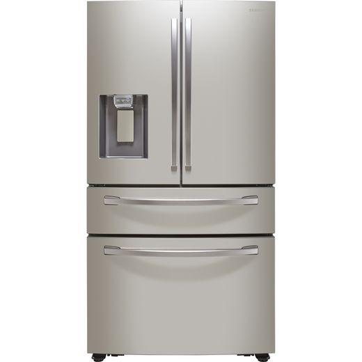 Samsung RF24R7201SR American Fridge Freezer - Stainless Steel - F Rated