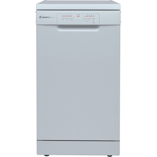 Candy CDPH2L1049W Slimline Dishwasher - White - E Rated
