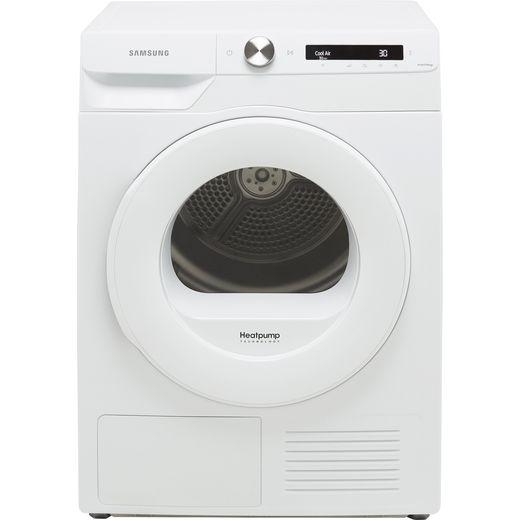 Samsung Series 5+ OptimalDry™ DV80T5220TW Heat Pump Tumble Dryer - White