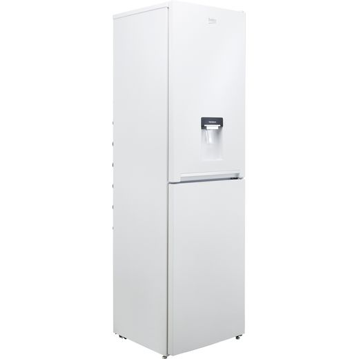 Beko CFG3582DW Fridge Freezer - White