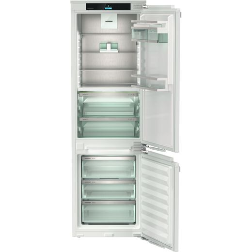 Liebherr ICBNd5153 Integrated Frost Free Fridge Freezer with Fixed Door Fixing Kit - White - D Rated
